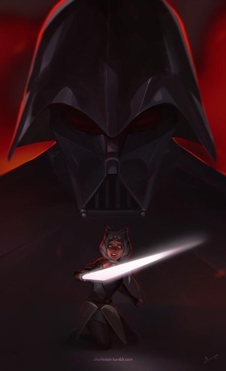 — Darth Vader (Anakin Skywalker - charlestan | ello