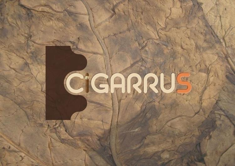 IZN DEGIZN CIGARRUS - logo, logodesign - iznutrizmus | ello