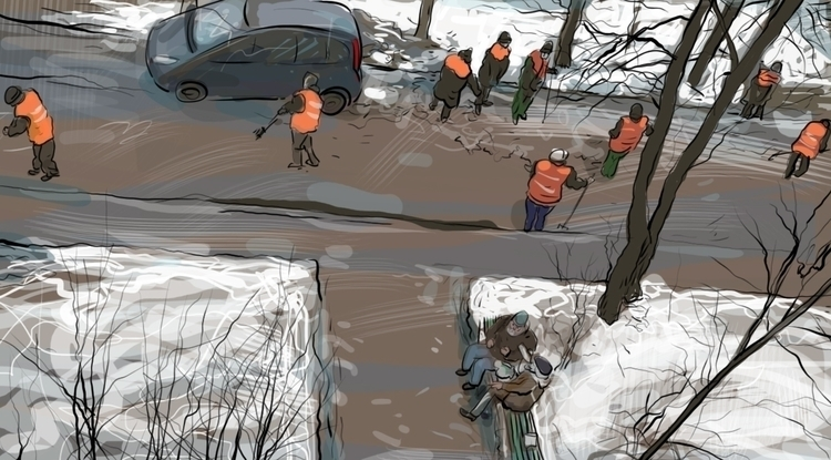 illustration, drawing - dart-6621   ello