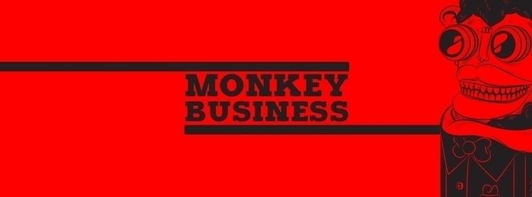 Monkey business (cover - illustration - elrodro   ello