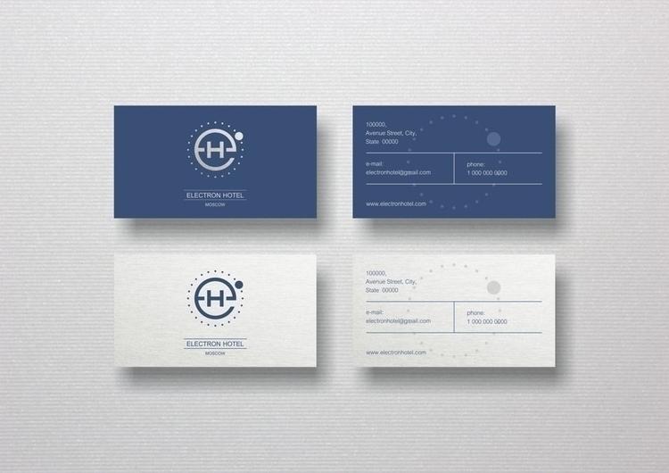 IZN DEGIZN Electron Hotel - branding - iznutrizmus | ello