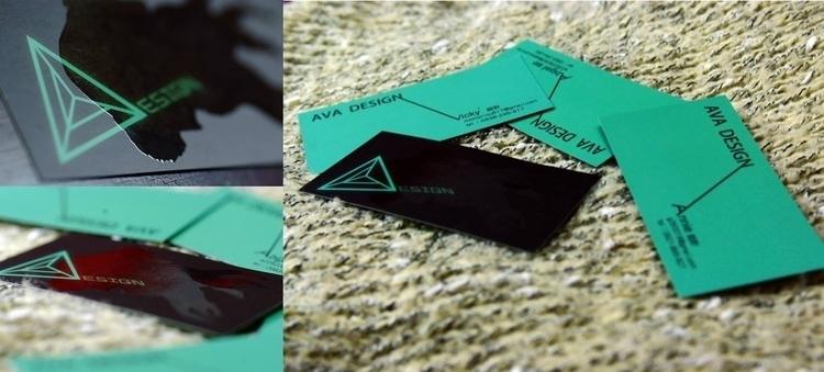 AVA design_business card - businesscard - kekemao | ello