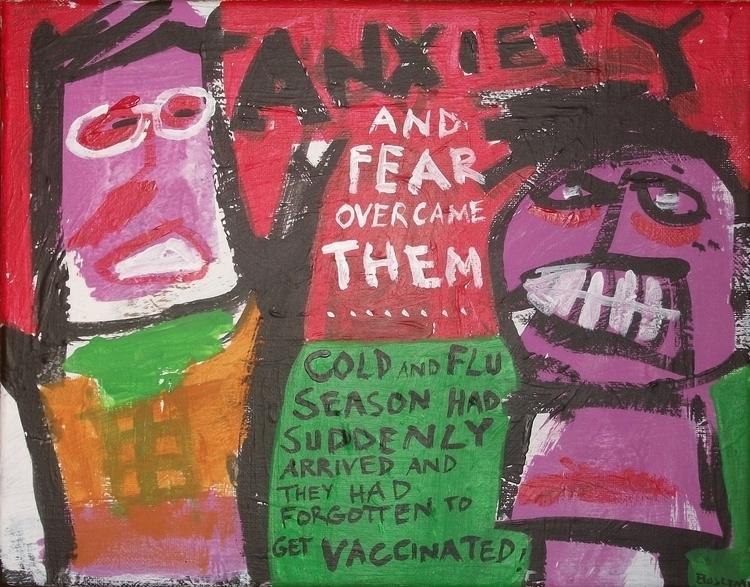 Anxiety Fear - edwardbuscemi   ello