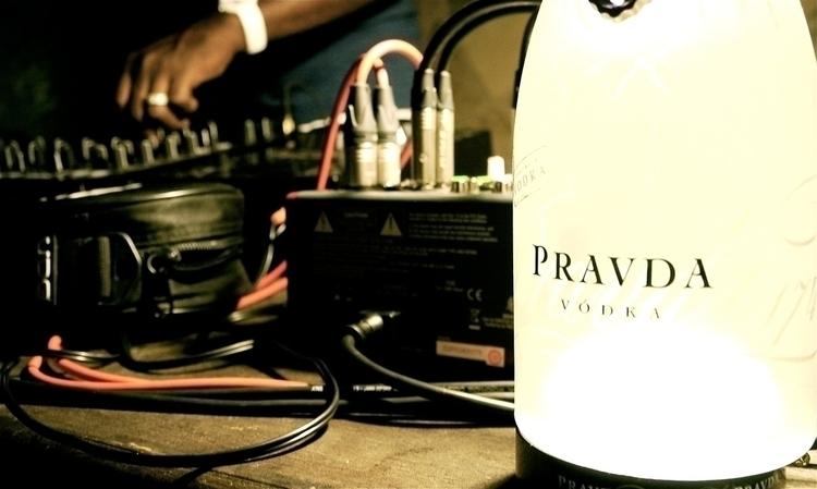 Pravda Vodka sponsors Black Par - stefanolazzaro | ello