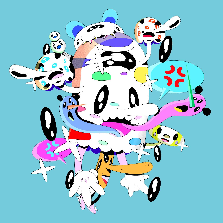 Funggi - tokyo, kawaii, illustration - natekogan | ello