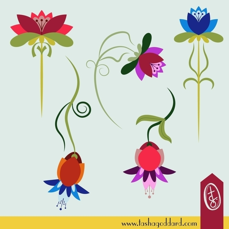 Turkish Poppies - florals, poppies - tashagoddard | ello