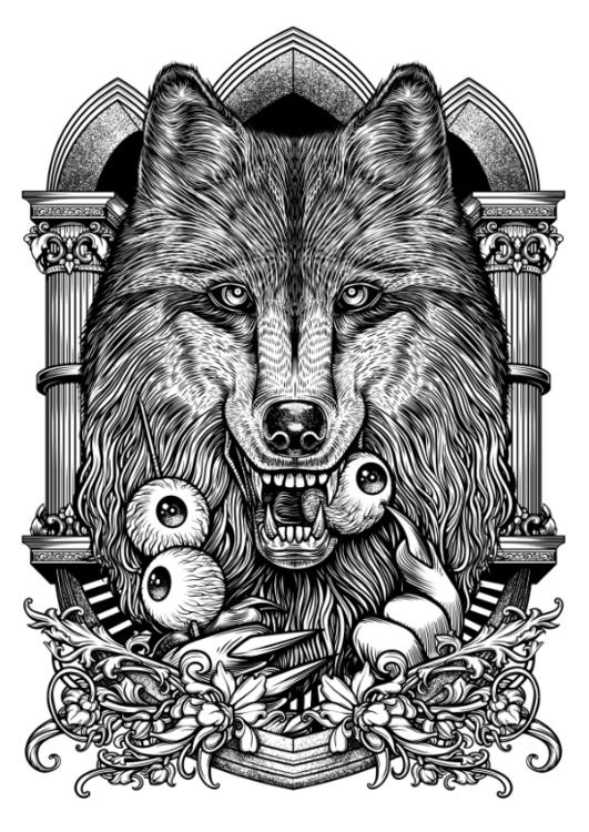 Winya - fox, illustration, conceptart - winya | ello