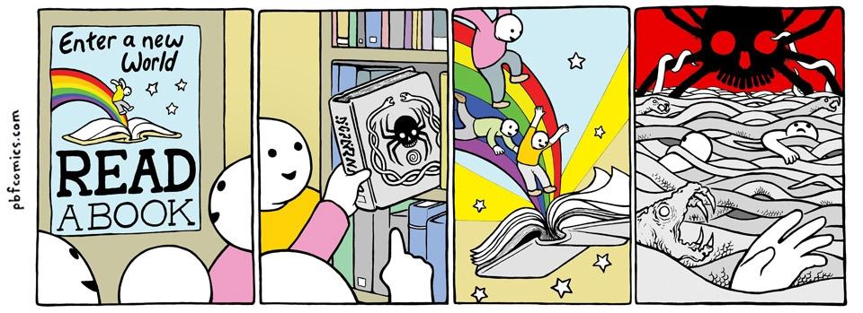 PBF#130 Book World - comics, books - nicholas-6049 | ello