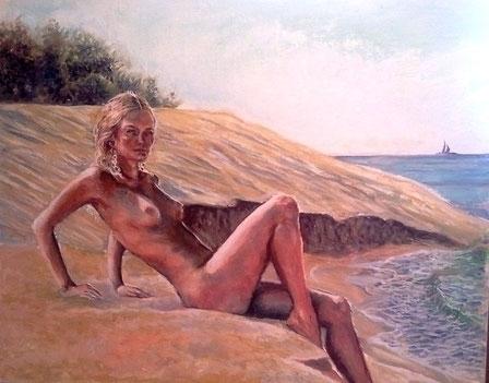 Surf - painting - marryana | ello