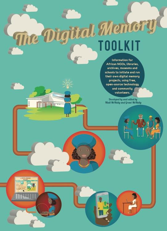 Book cover Digital Memory Toolk - janinepetzer   ello