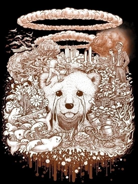 Winya 17 - illustration, drawing - winya | ello