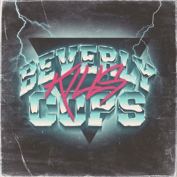 BEVERLY KILLS COPS LOGO logo sy - kenzoart | ello