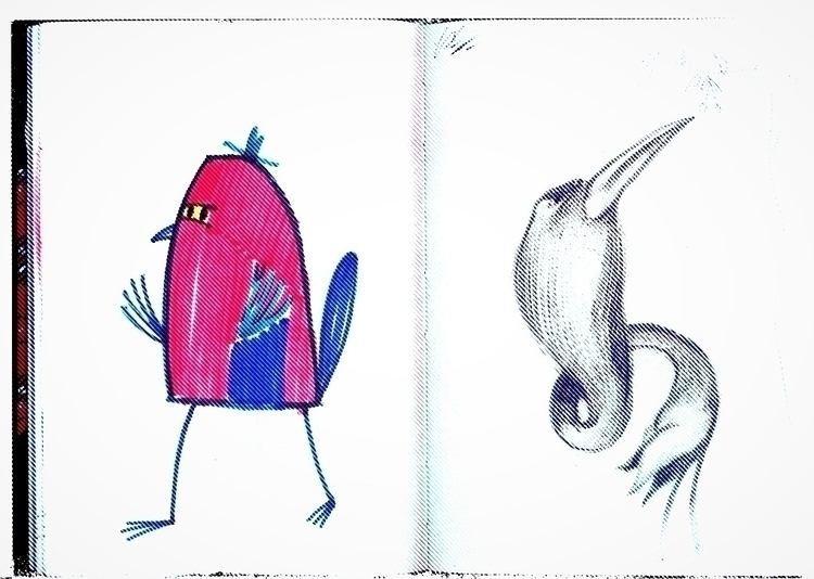 illustration - lakostamas | ello