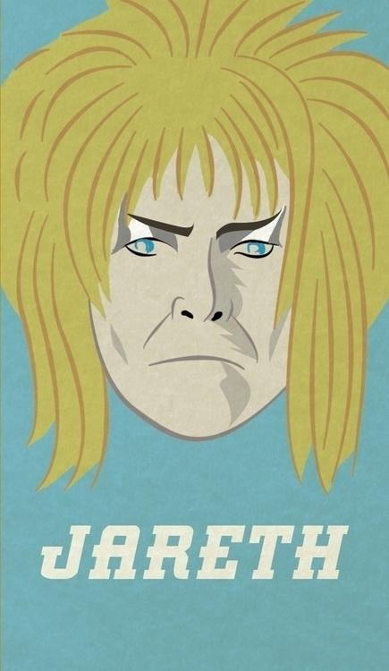 JARETH - charachter portrayed D - francescodibattista | ello