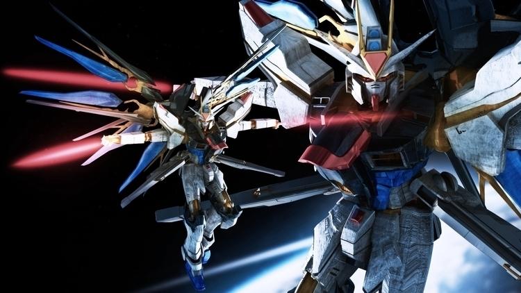 Strike Freedom Gundam Fan Art - gundam - erwilsondj | ello