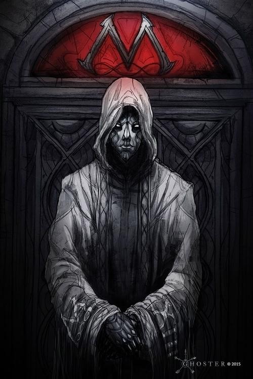 Ghoster - Mancer Theghosterproj - joebecci | ello