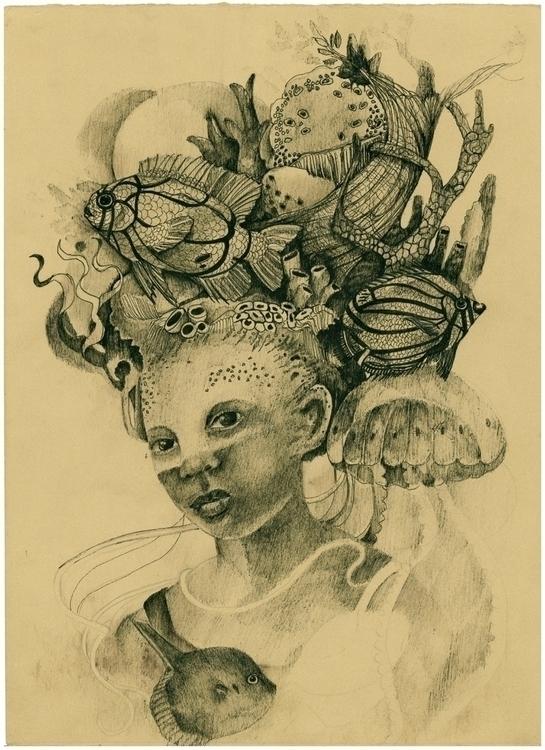 Acionna (Flored Echidna) Medium - moreldoucet | ello