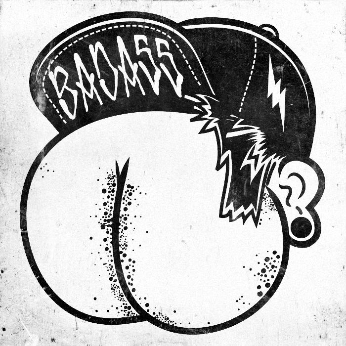 BADASS - caraculo, badass, drawing - rodras13 | ello