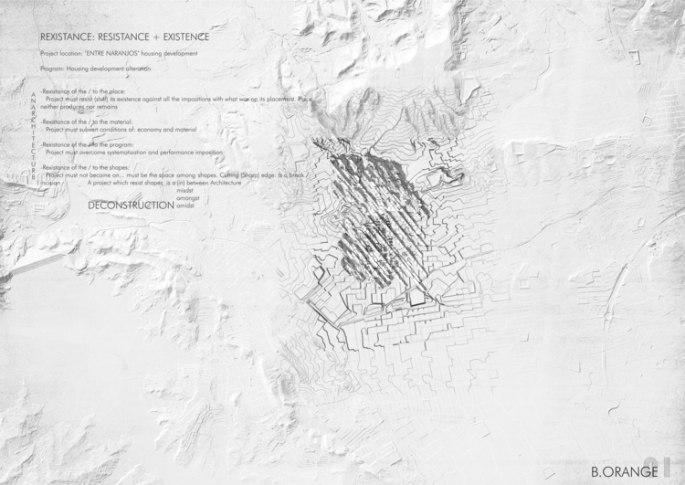 01. Location map, entre naranjo - javier_cardiel | ello