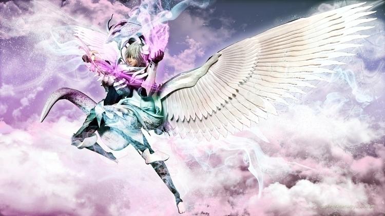 3D Fantasy Character Design Gua - erwilsondj | ello
