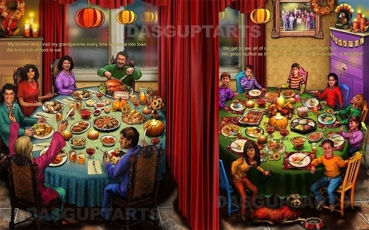 Digital Illustration - dasguptarts | ello