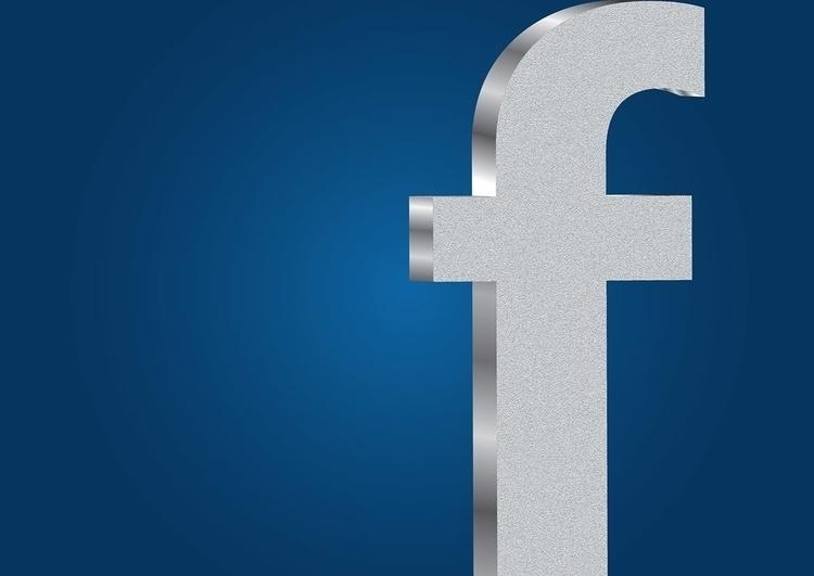Facebook - icon, 3dart - remycarlos | ello