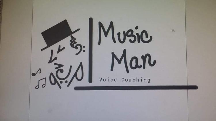 Music Man, Logo Illustration - littleduffer20 | ello
