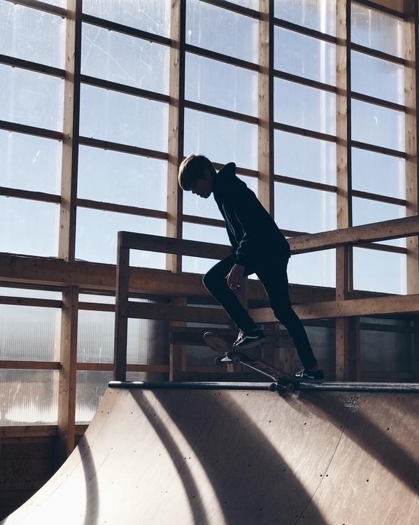 skateboarding, copenhagen, denmark - stenbaek   ello