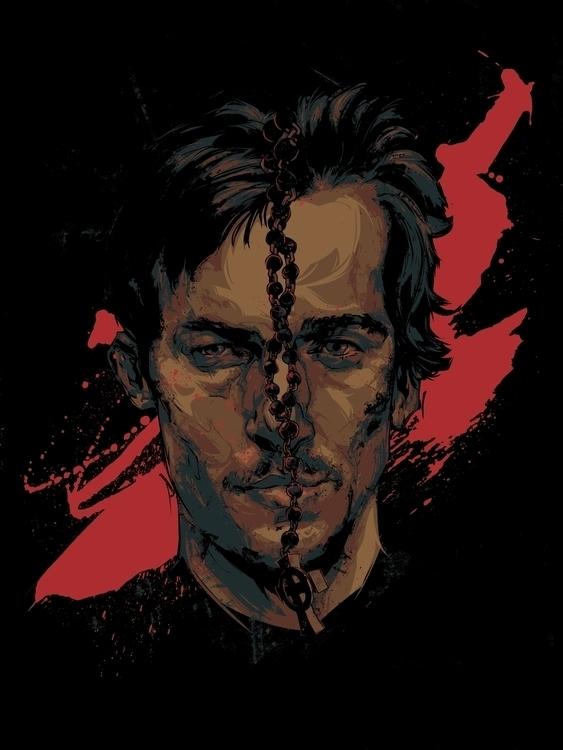 poster inspired movie Boondock  - schmandrew | ello