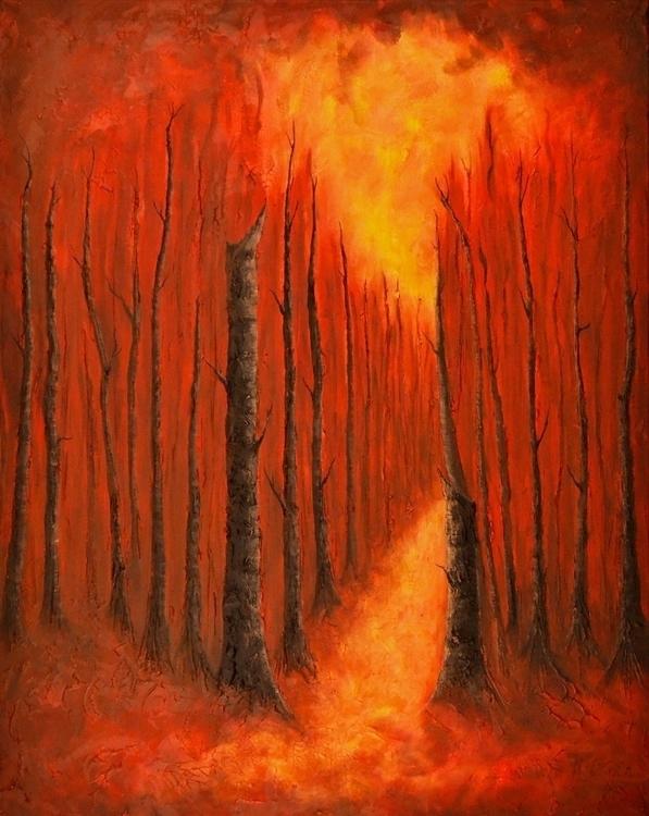 Lennea - painting, modernart, impressionism - lenneastudio | ello