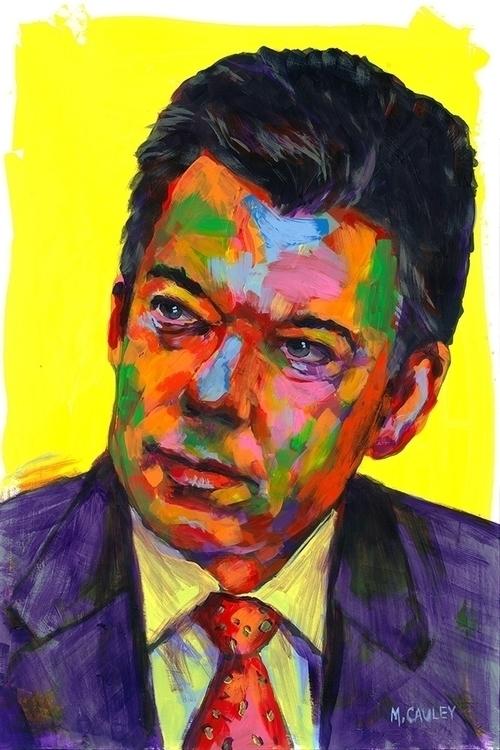 Juan Manuel Santos, President C - mattcauley | ello
