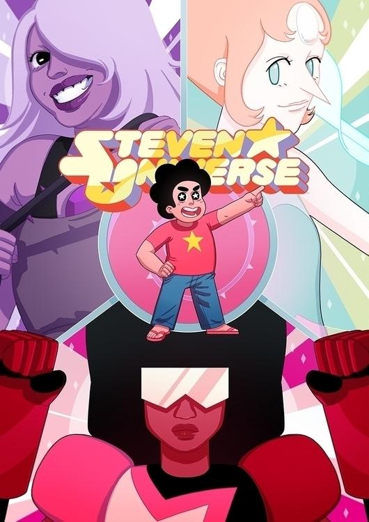 Steven Universe - stevenuniverse - awrugro | ello