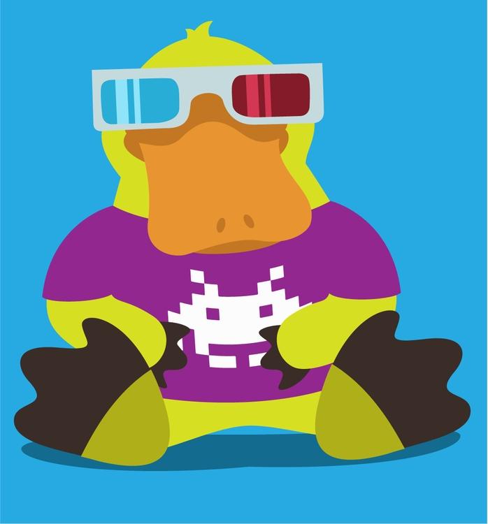 Gente Estranha BLOG mascot. Cre - danperin | ello