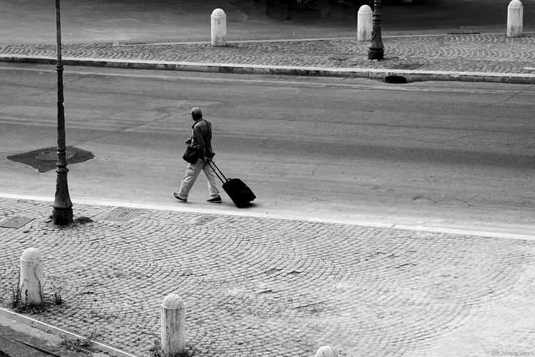 Roman Street VI Roma, Italy sol - erik_schepers | ello