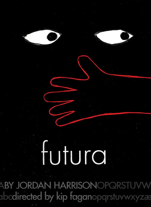 futura, theater, theatre, illustration - buchino-1190 | ello