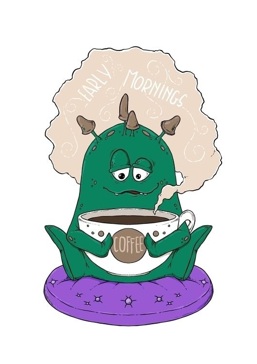 Teenu-themed illustration: Earl - zita-3948 | ello