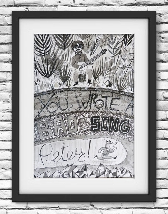 Fantastic Fox tribute - art, illustration - ockto | ello