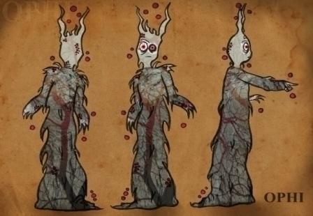 Ophi Character Design - superhilbo | ello