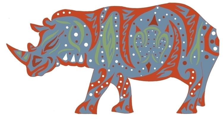 illustration, animals, colour - kylefinnerty | ello