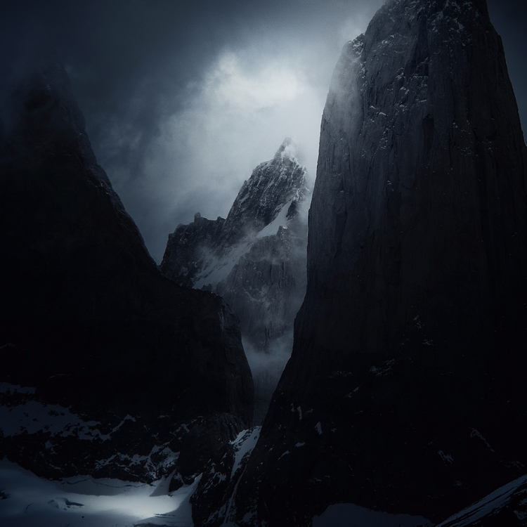 peekaboo - photography, patagonia - andyleeuk | ello