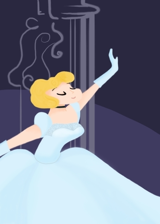 Cinderella, part Disney Princes - af4rin | ello