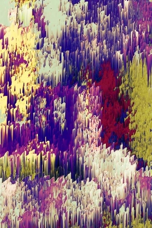 12. Driven Surprise - painting, abstract - raphaelsinclair | ello