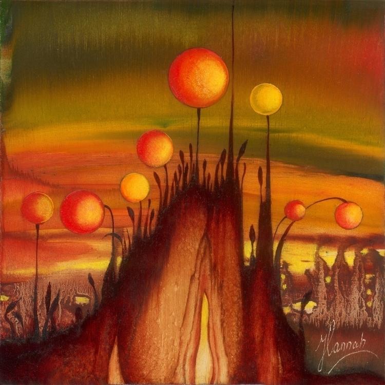 Home Magical Lanterns- original - annahannahart | ello