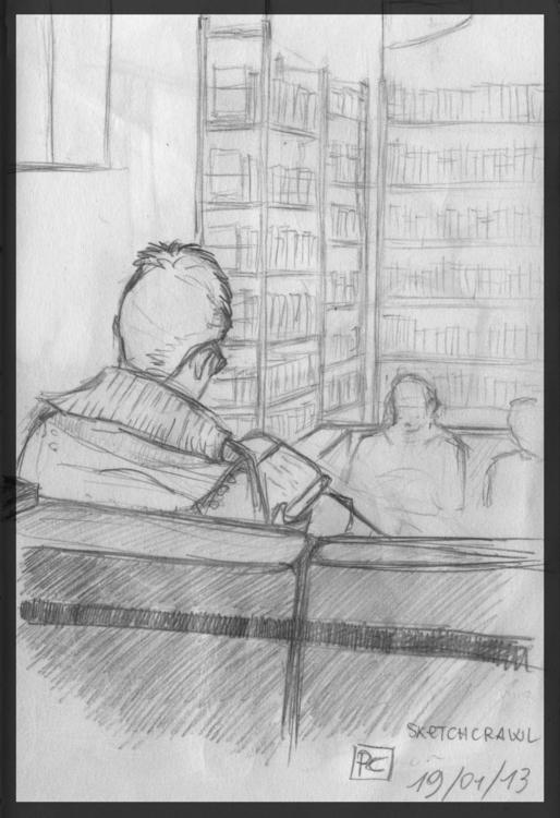 sketch, sketchbook, sketchcrawl - cristinaporcelli | ello