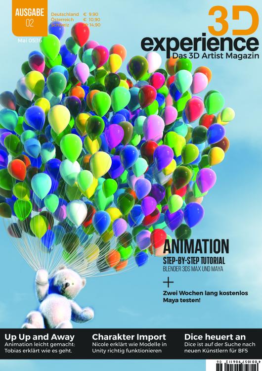3D Experience Cover 3 - ahmson | ello