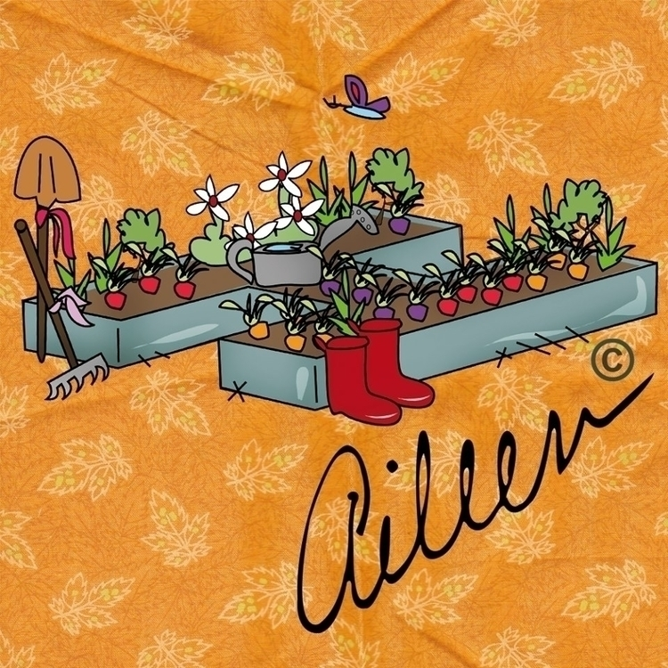 de Huerta - huerta, garden, jardin - aileencopyright   ello