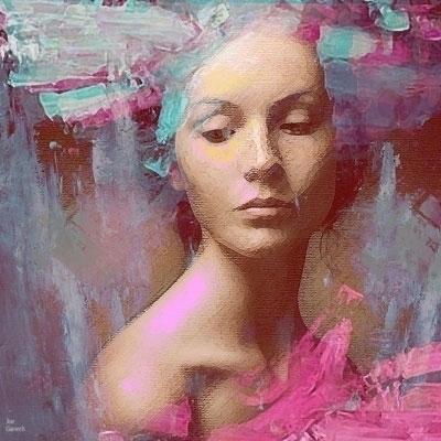 Latest work Fairy Morgan Portfo - ganechjoe | ello