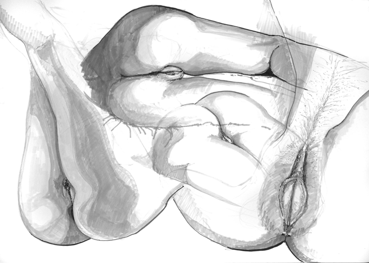 50 70 cm, Tria Markers, Drawn n - jandraws | ello
