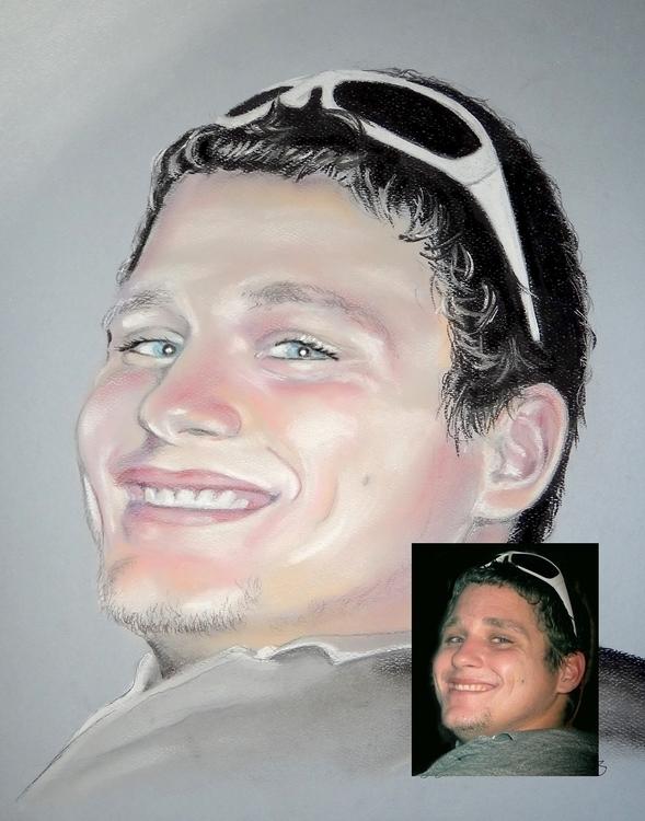 Ethan Spring posthumous portrai - allencleveland | ello