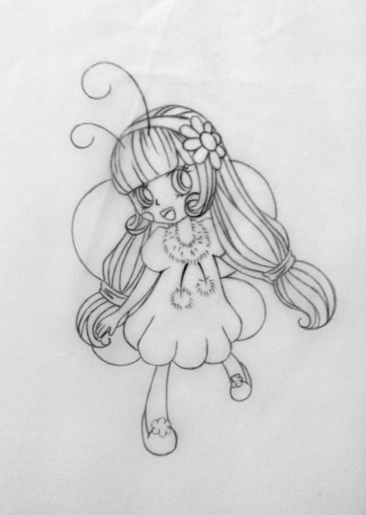 Butterfly Fairy - butterfly, fairy - kekemao | ello